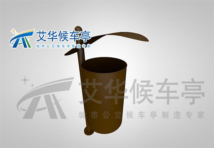 广告垃圾箱AH-2630(图2)