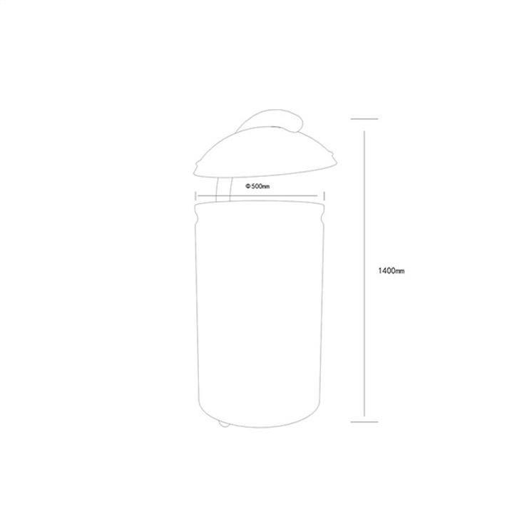 广告垃圾箱AH-2634(图3)