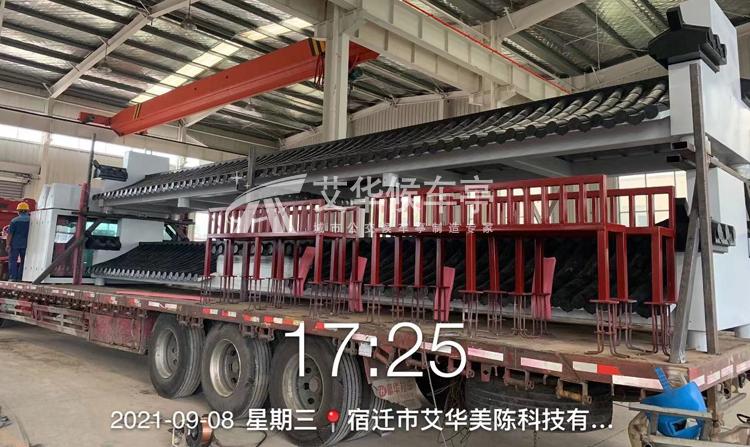 [21.9.8]江苏镇江定制款仿古候车亭发货(图3)