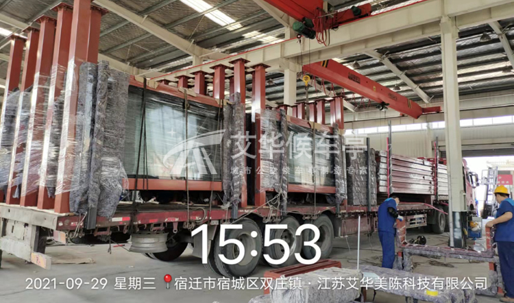 [21.9.29]江西省某地级市定制款公交站台项目(图2)