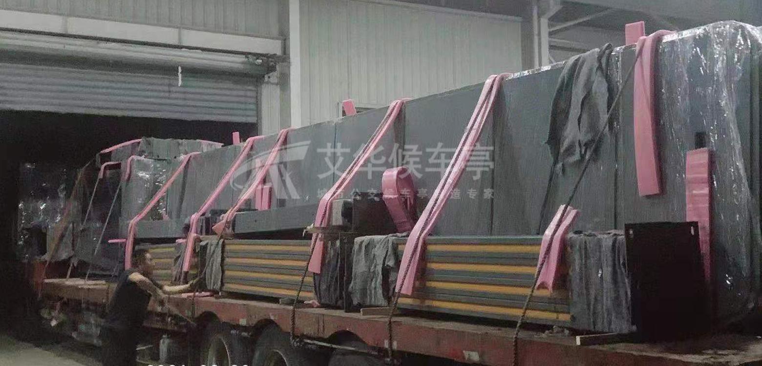 [21.10.11]江苏省某地级市公交候车亭项目(图3)