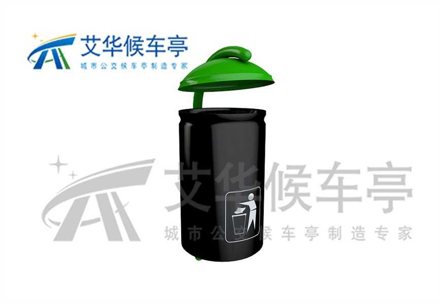 广告垃圾箱AH-2634